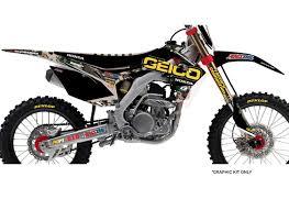 Honda Graphic Kits Dirt Bike Graphics
