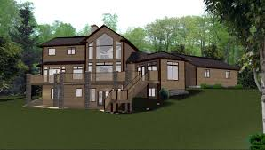 Walk Out Basement Home Plans With Day Light Walkout Cheap House Day: Full  Size ...