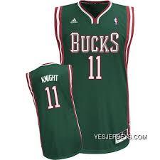 Nba Swingman Size Chart Brandon Knight Swingman In Green Adidas Nba Milwaukee Bucks