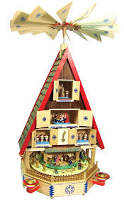 64 best Wooden Pyramids for Christmas images on Pinterest ...