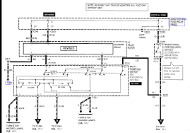 ford truck trailer wiring harness wiring diagram third level 7 pin wiring harness diagram 7 pin wire harness ford explorer