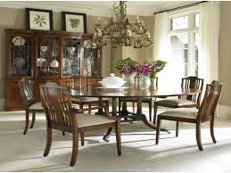 cozy kitchen color together with round dining table 6 chairs design with chandelier and white