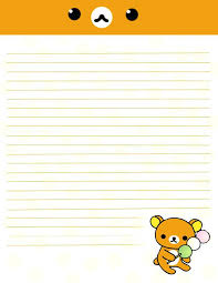 Free Baby Printable Stationery Background Downloadable Paper
