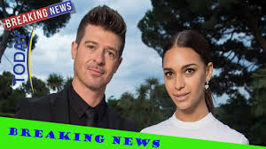 Breaking News - Robin Thicke\u0027s Girlfriend Reveals the Sex of Their ...