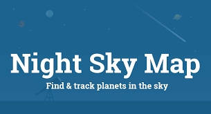 July 2018 Star Chart Night Sky Map Planets Visible Tonight