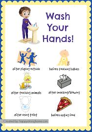 Hygiene Chart For Preschool Hygiene Charts For Kids