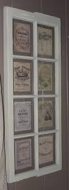 8 Pane Window Frame Best 25 Old Window Panes Ideas On Pinterest Window Frame Art