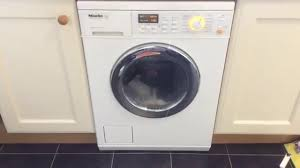 miele washer dryer combo. Modren Miele Preview Of A New Miele WT2670 Washer Dryer On Combo
