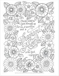 Bible Coloring Pages For Kids With Verses Bible Verse Coloring Pages