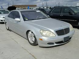 To help assure your driving pleasure, and also the safety of you and your passengers, we ask you to make a small. Auto Auction Ended On Vin Wdbng70jx3a378424 2003 Mercedes Benz S430 In Tx Dallas