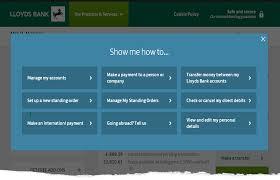 Lloyds Bank Internet Banking Help Support