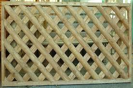 fence panels. Interesting Panels Diamond Pattern Log Fence Panel Intended Panels
