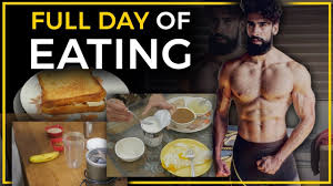 Diet Chart For Bodybuilding Beginners In India Pdf Full Day Of Eating Indian Bodybuilding Diet Plan