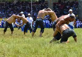 Geçen yıl Kovid-19 nedeniyle yapılamayan Kırkpınar Yağlı Güreşleri temmuzda  seyircisiz gerçekleştirilecek