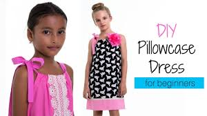 Free Pillowcase Pattern Awesome Free Girls Dress Pattern Pillowcase Dress YouTube