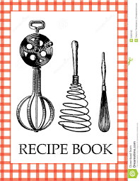 recipe book cover template downloads recipe book cover clip royalty free library rr collections