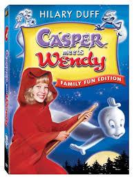 casper and wendy movie. casper meets wendy dvd movie and
