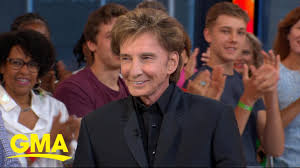 Catching up with <b>Barry Manilow</b>, live on 'GMA' - YouTube