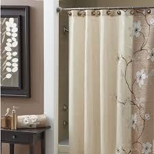 Mr Kate Design Idea Double Shower Curtains Within Bathroom Curtain