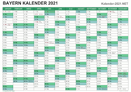Check spelling or type a new query. Kalender 2021 Bayern