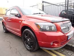 DODGE CALIBER 2.0 SXT CVT 5dr Auto (orange) 2008 | in St George ...