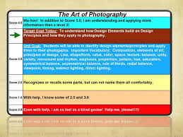 elements and principles of photography october 6 9 the art of photography