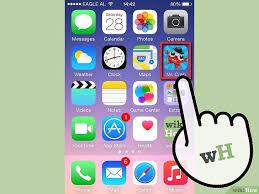 De app, weer en de weersymbolen op de iPhone en iPod touch