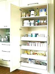 slide out pantry shelves pull cabinet white kitchen drawers freestanding ideas closet ikea storage pant pull out