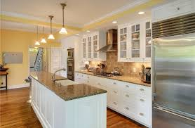 Style Kitchen With Long Island Galley Style Kitchens Galley Kitchens In  Kitchenu2026