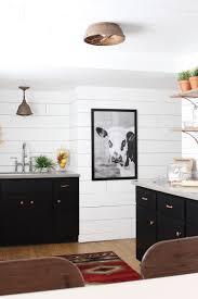 Modern Farmhouse Kitchen Makeover Classy Clutter
