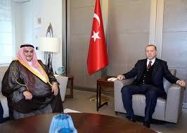 تركيا - إردوغان يدعو لحل الخلاف مع قطر قبل نهاية رمضان