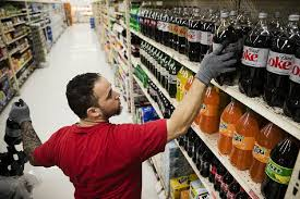 City's sweet-drink tax sours sales