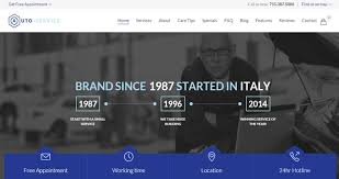 Best Wordpress Car Dealer Themes For Automotive Websites