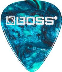 <b>Boss BPK</b>-<b>12</b>-OH Ocean Turquoise <b>Heavy</b> 12 Pack <b>медиаторы</b> для ...