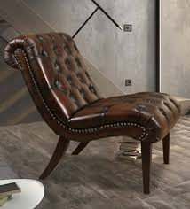 relaxing furniture. Stylish Tufted Relaxing Chair In Brown Leatherette By Dreamzz Furniture R