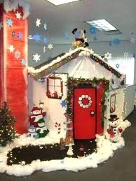 christmas themes for the office. Office Christmas Decorating Themes Interior Home Inspiration Fireplace Door For The T