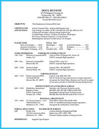 aviation resume template pin on resume sample template and format resume format
