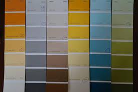 60 Bright Colorplace Paint Color Chart
