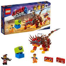 <b>LEGO Movie</b> Ultrakatty & Warrior Lucy! <b>70827</b> - Walmart.com