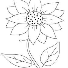 Small Picture Sunflower Coloring Pages Coloring Pages