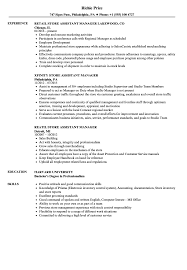 Store Assistant Resume Samples Velvet Jobs