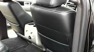 2009 F150 with Clazzio Seat Cover. - YouTube