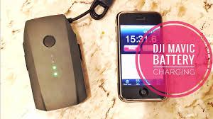 Mavic Pro Battery Lights Meaning Dji Mavic Pro Battery Charging Timelapse Links Bellow