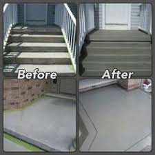 17 before after concrete resurfacing