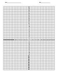 4 Quadrant Grid Paper Free Grid Paper 1 Quadrant And 4 Quadrant