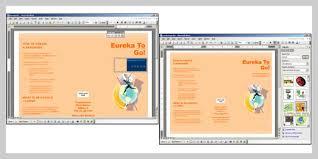 brochure microsoft word 15 professional brochure design tutorials uprinting