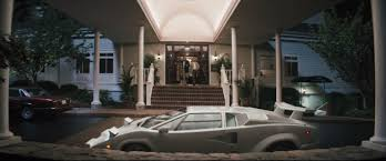 We see the same ferrari, now in white, as it zooms away Wolf Of Wall Street Celebrates Excess The Fast Cars Of Jordan Belfort Gallery