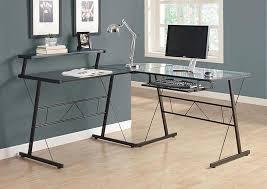 Cool Tempered Glass Desk