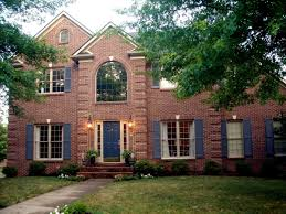 exterior paint colors with brickExterior Design Exterior House Paint Colors With Brick Gallery