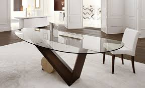 modern dining tables with chairs glass wood
